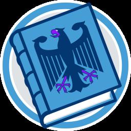 Gesetzbuch Bundesadler