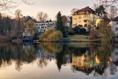 Villa See Natur Immobilie Grunewald