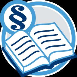Grundbuch Recht Paragraphensymbol