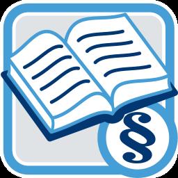 Grundbuch Paragrafensymbol