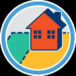 Immobilie Grundstück Haus