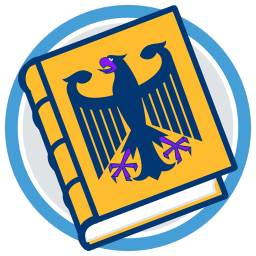 Bürgerliches Gesetzbuch Bundesadler Maklerrecht