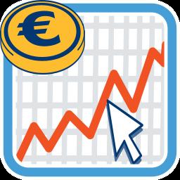 Graph Kurve Mietpreise Berlin Anstieg