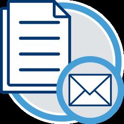 Dokumente Briefumschlag Immobilie Verkaufen Kaufen