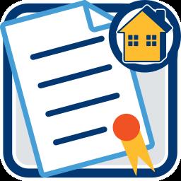 Dokument Immobilie Haus Bundesnotarordnung