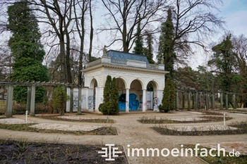 garten haeuschen berlin pankow park