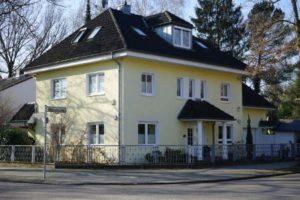 reinickendorf hermsdorf eckhaus gehweg strasse
