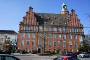 wittenau rathaus reinickendorf
