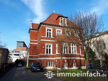 berlin Alt Treptow Immobilie Villa
