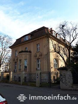 Alt Treptow Immobilie Wohnhaus Villa