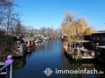 berlin alt treptow kanal wasser haeuser immobilien