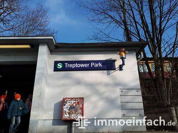 s bahnhof treptower park eingang