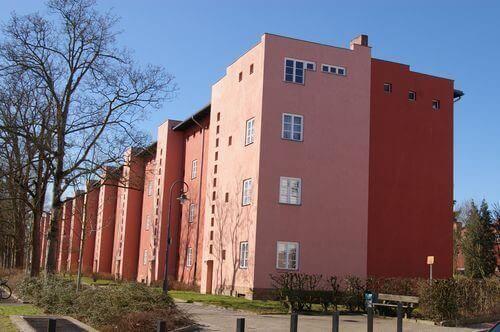 britz immobilie pink wohnhaus wohnung