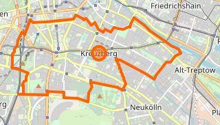 kreuzberg karte berlin