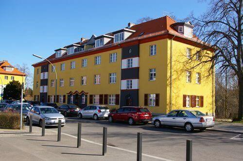 berlin britz gelb immobilie wohnung