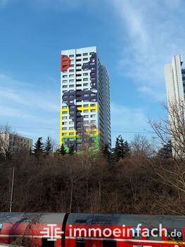 Fennpfuhl Immobilie Hochhaus kunst