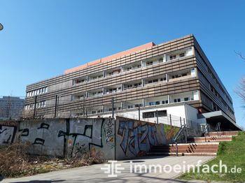 Fennpfuhl Immobilie Neubau graffiti balkon