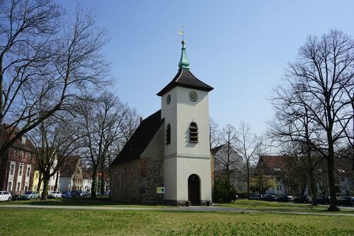dorfkirche christentum berlin reinickendorf