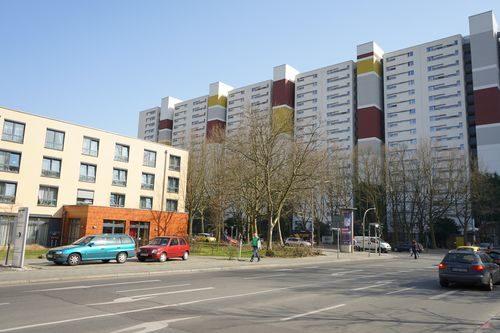 berlin Maerkisches Viertel wohnung strasse