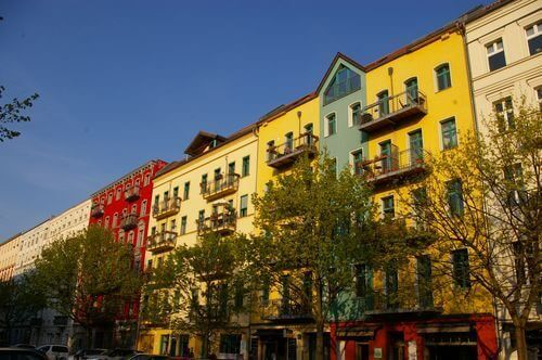 prenzlauer berg immobilien wohnhaus balkon