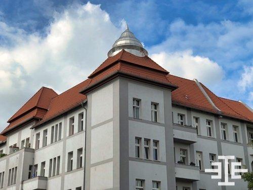 baumschulenweg balkon weisse fassade wohnung