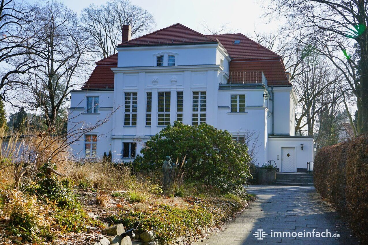 Immobilienmakler Berlin Frohnau Immobilie
