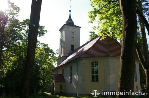 heiligensee dorfkirche turm christentum