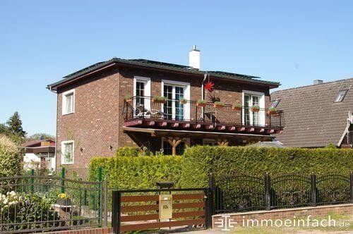 heiligensee einfamilienhaus balkon altbau