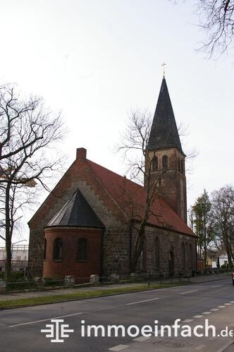 Biesdorf Berlin Kirche Geschichte