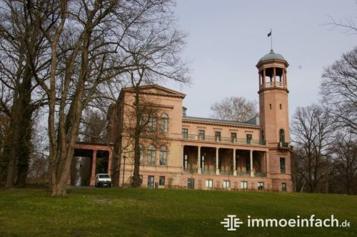 Biesdorf Berlin Schloss Garten