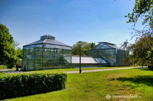 Botanischer Volkspark Park Blankenfelde