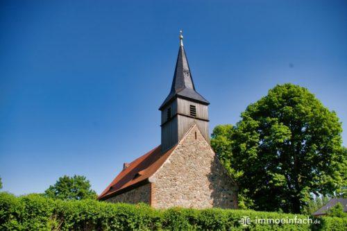 Kirche Dorf Blankenfelde