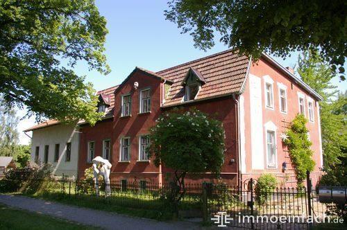 Makler Blankenfelde klinkerhaus immobilie grundstueck haus