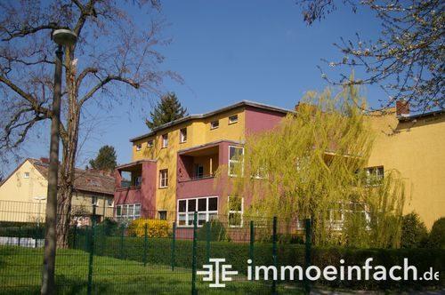Bohnsdorf Berlin Mietwohnungen Balkon bunt Grundstückspreise