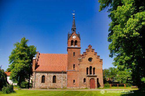 Kirche Dorf Berlin Französisch Buchholz