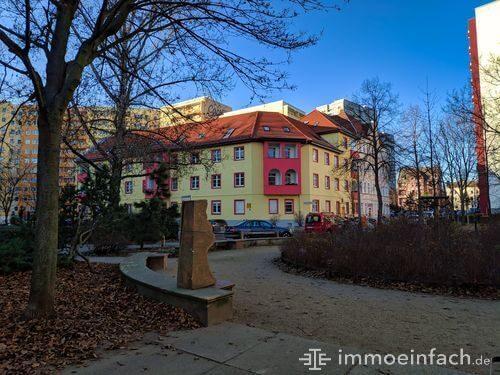 friedrichsfelde wohnhaus neubau gehweg