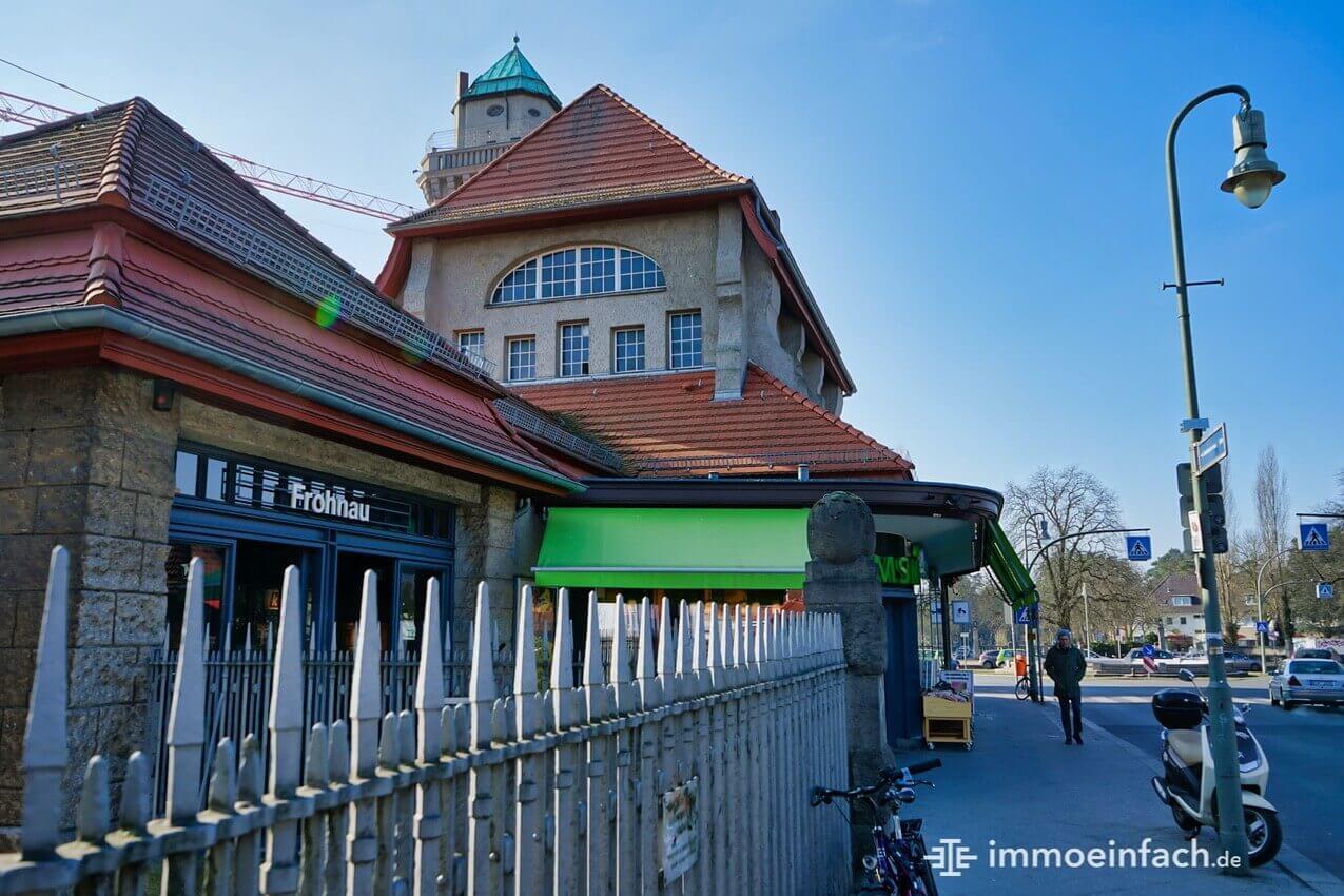 Berlin Frohnau Bahnhof
