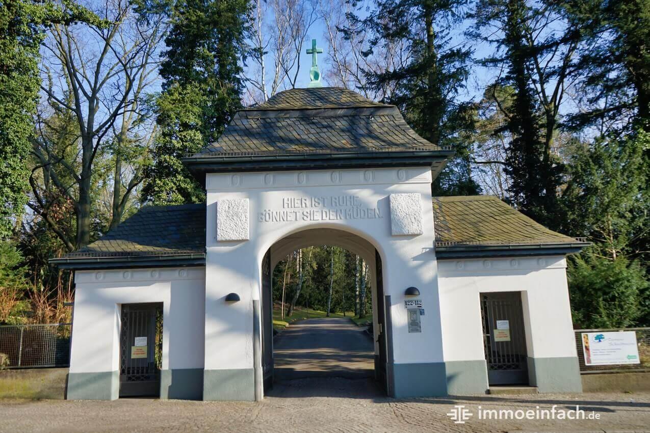 Berlin Frohnau Friedhof