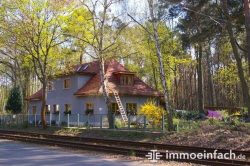 Grünau Berlin Einfamilienhaus Tramschienen Grundstückspreise