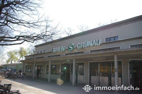 Grünau Berlin S-Bahnhof Aufschwung