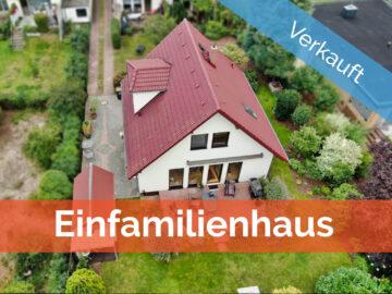 Einfamilienhaus in zweiter Reihe – Hell und ruhig, 13583 Berlin, Einfamilienhaus