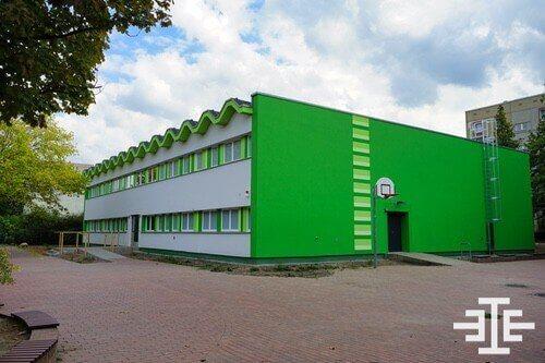hellersdorf schule turnhalle basketballkorb