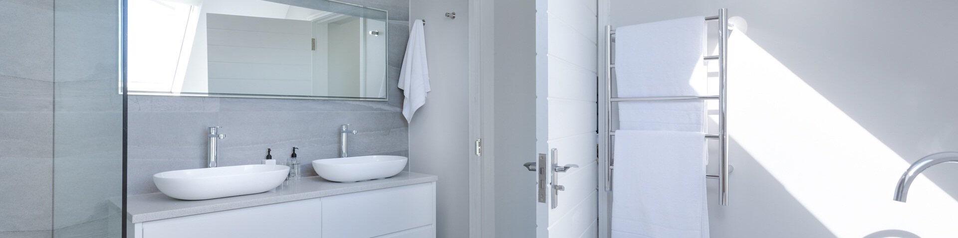 Infrarotheizung Wohnen Badezimmer