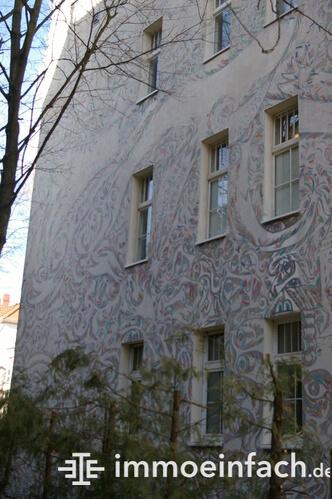 Fasadenkunt Karlshorst Berlin