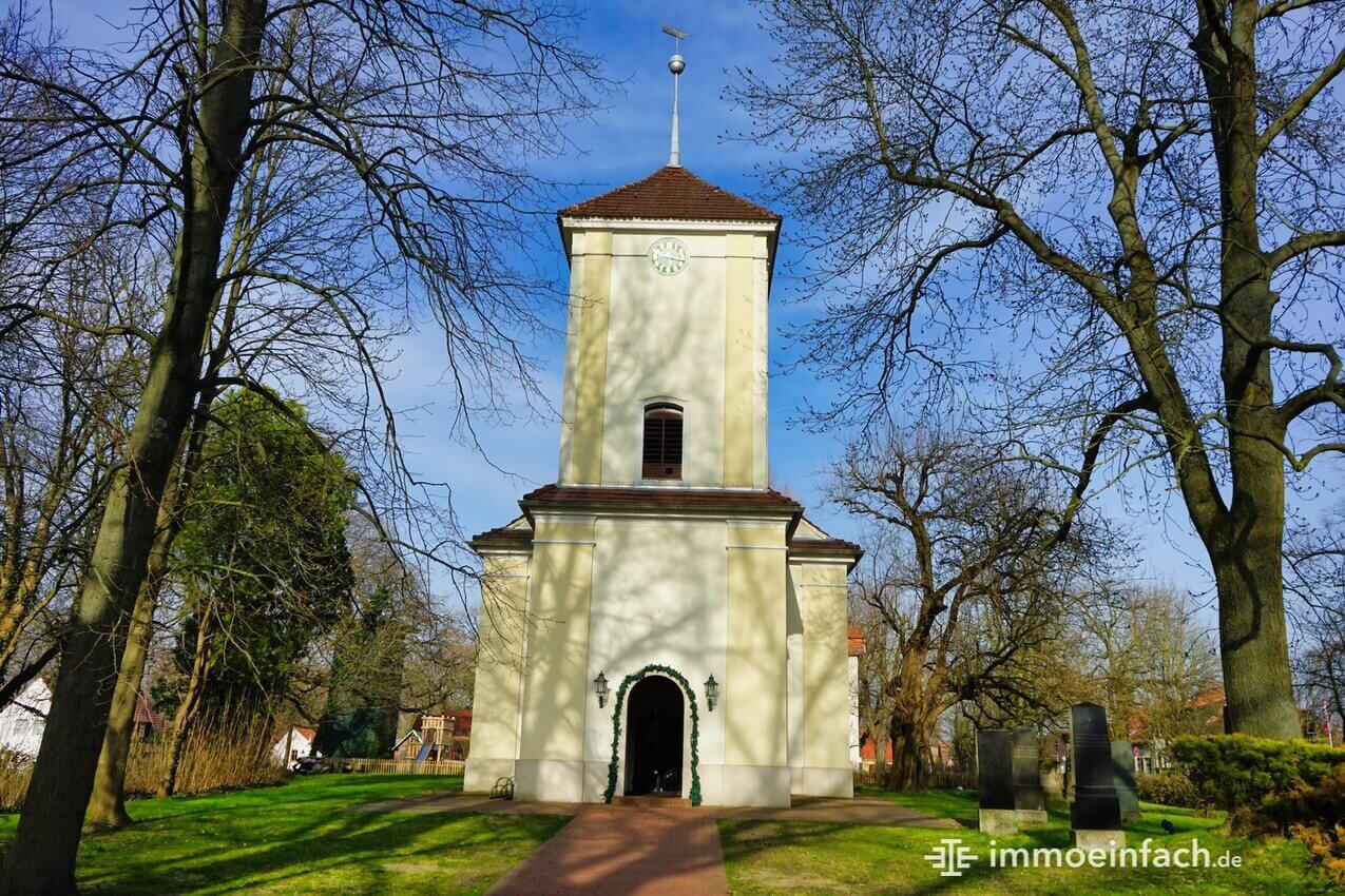 dorfkirche berlin luebars