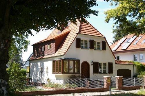 lichtenrade grundstueck einfamilienhaus zaun