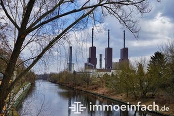 vatenfall kraftwerf verbindungskanal berlin lichterfelde
