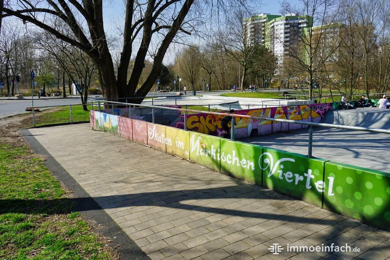 berlin maerkisches viertel skatepark