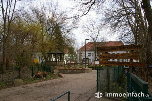Park Schule Malchow Berlin