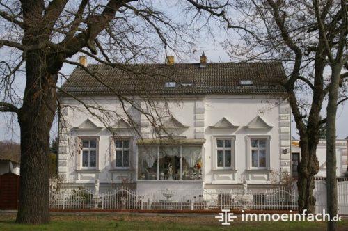 Herrenhaus Villa Malchow Paul von Fuchs